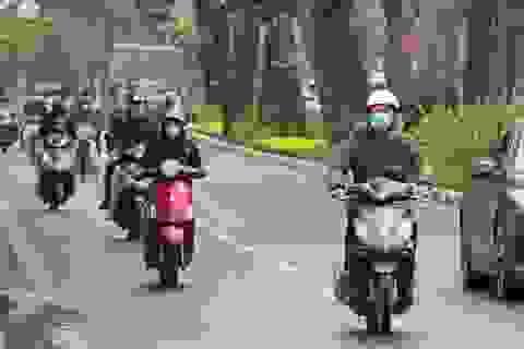 Ngày mai Hà Nội rét đậm, nhiệt độ thấp nhất 13 độ C