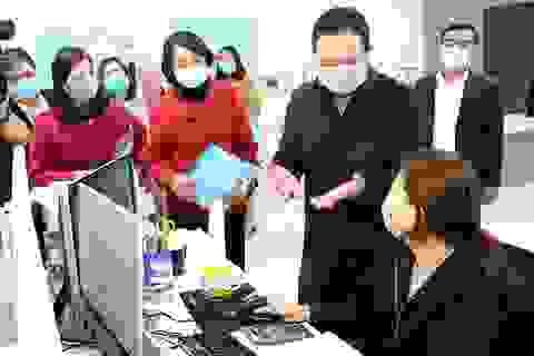 Hà Nam: Tăng cường chống virus corona trong công nhân lao động