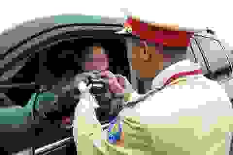 """Hải Dương ra văn bản nghiêm cấm xin cho tài xế """"ma men"""""""