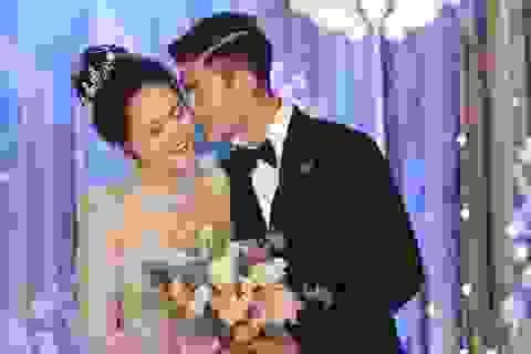 Đám cưới Duy Mạnh - Quỳnh Anh: Cô dâu, chú rể bật khóc vì xúc động