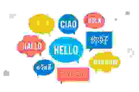 Khoa học cùng với bé: Vì sao các nước lại có ngôn ngữ khác nhau?