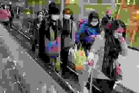 """Virus corona """"đánh sập"""" thị trường hàng không Trung Quốc"""