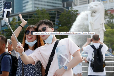 Coronavirus: Khách du lịch cũng tránh xa Singapore và Nhật Bản