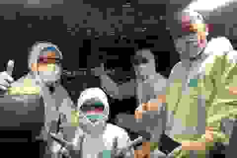 Điều chưa tiết lộ trên chuyến bay đưa người Việt từ Vũ Hán về nước
