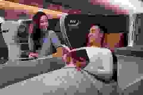 Singapore Airlines khai thác Airbus 350-900 đường bay đến Hà Nội