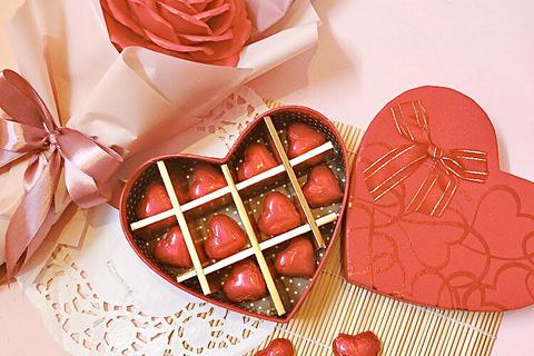 """Hàng Trung Quốc vắng bóng, chocolate Việt """"cháy"""" hàng mùa Valentine"""