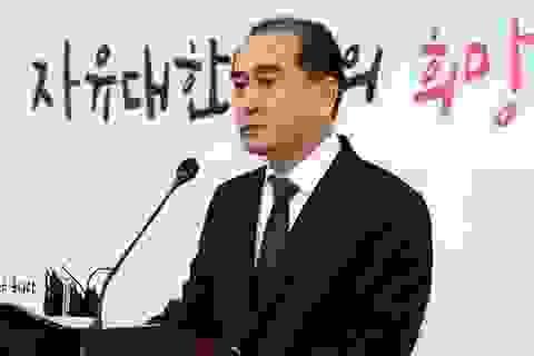 Nhà ngoại giao Triều Tiên đào tẩu tuyên bố tranh cử tại Hàn Quốc