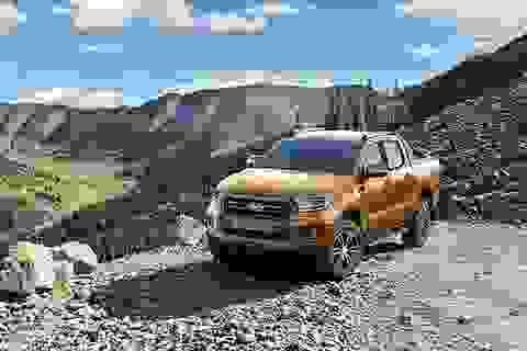 Ford Ranger và Everest thế hệ mới sẽ có thêm bản Ecoboost 2.3L hybrid