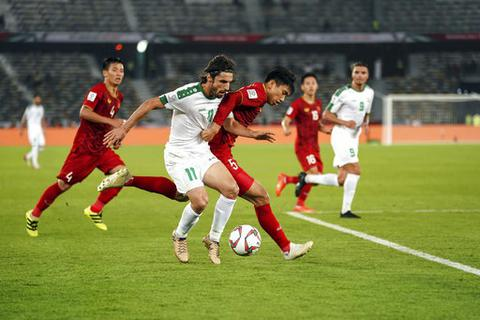 Iraq xin hoãn đá giao hữu với đội tuyển Việt Nam do lo ngại virus corona