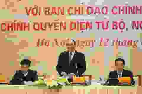 """Thủ tướng sốt ruột vì tình trạng """"án binh bất động"""" ở nhiều nơi"""