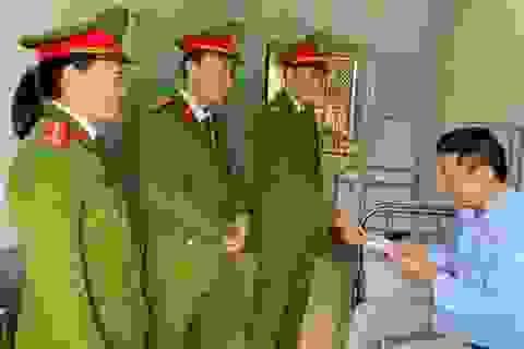 Phó đội trưởng cảnh sát hình sự bị chém trọng thương