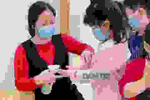 Bộ Y tế: Học sinh, giáo viên không cần đeo khẩu trang ở trường