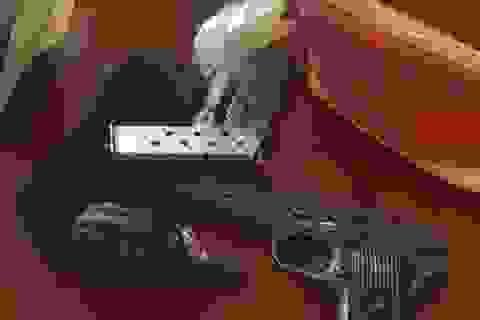 Khởi tố đối tượng dùng súng bắn trả công an khi bị truy bắt