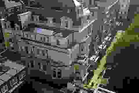 Ngắm nhìn một trong những ngôi nhà đắt nhất nước Anh trị giá 85 triệu USD