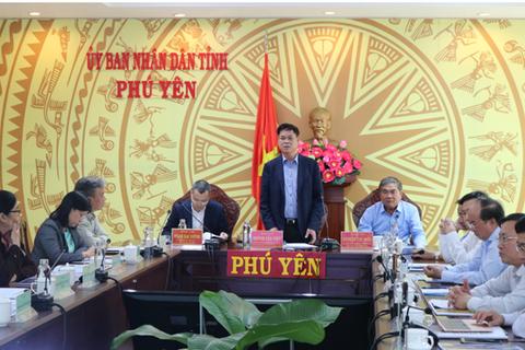 """Thêm """"đại gia"""" nhảy vào làm siêu dự án tâm linh, quy mô 470 ha ở Phú Yên"""
