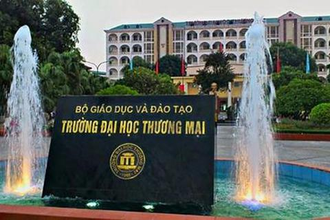 ĐH Thương Mại chuyển học online vì chưa xác định ngày trở lại trường cho SV