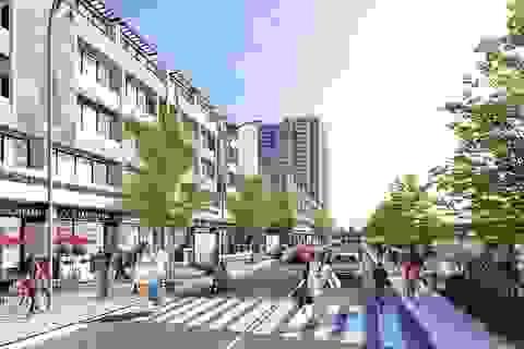 """Nhà phố thương mại lọt top 3 bất động sản """"sáng"""" nhất 2020"""