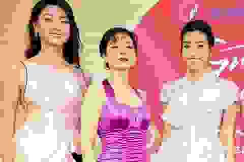 U40 Lệ Quyên đọ sắc cùng hoa hậu Đỗ Mỹ Linh, Lương Thùy Linh