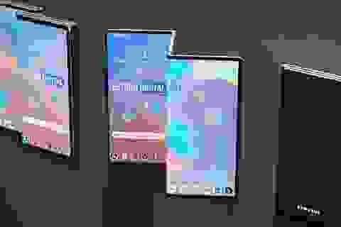 Samsung tự tin có thể làm smartphone 3 màn hình gập