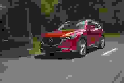 Đón lộc đầu năm đến 50 triệu cùng New Mazda CX-5