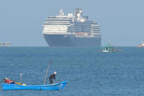 Campuchia lên tiếng về thông tin khách trên du thuyền nhiễm Covid-19