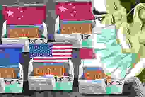 Thiếu hụt khẩu trang ở Trung Quốc gây nên những gợn sóng trên toàn cầu