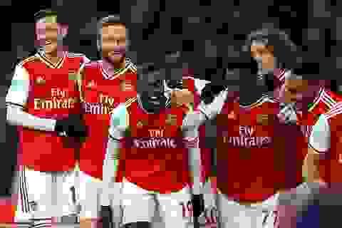 """Arsenal 4-0 Newcastle: Dấu ấn đặc biệt của """"bom tấn"""" Pepe"""