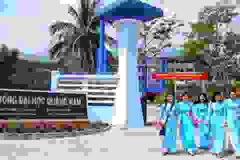 """ĐH Quảng Nam """"cầu cứu"""" ĐH Đà Nẵng"""