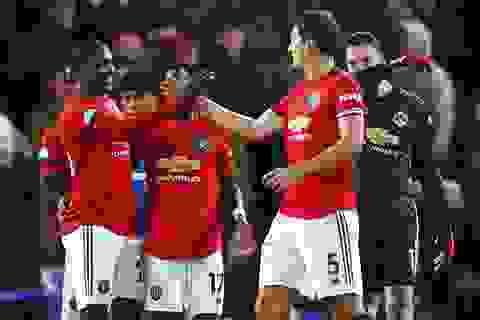 Maguire xuất sắc nhất trong chiến thắng của Man Utd trước Chelsea