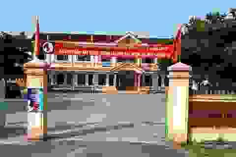 Để con lấn chiếm gần 5.000 m2 đất công, Bí thư Đảng ủy xã bị cảnh cáo