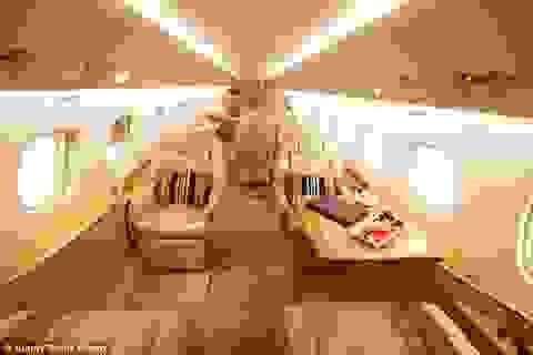 Sợ nhiễm virus corona, giới nhà giàu đổ xô thuê máy bay riêng