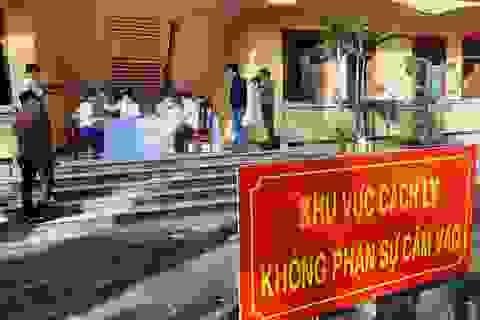 """Hai trạm y tế bị kiểm điểm vì """"đề nghị cách ly"""" người từ Vĩnh Phúc"""