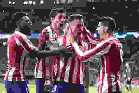 Những khoảnh khắc thất bại của Liverpool trên sân Atletico Madrid