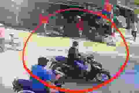 """Công an vận động người dân tìm 2 xe máy trong vụ án Tuấn """"khỉ"""""""