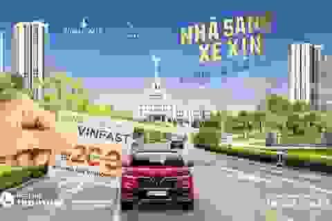 Mua nhà Vinhomes tặng voucher xe Vinfast lên tới 200 triệu đồng