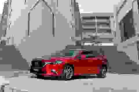 Cơ hội hấp dẫn sở hữu sedan phân khúc đẳng cấp nhất của Mazda
