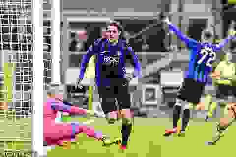Atalanta 4-1 Valencia: Chiến thắng tưng bừng