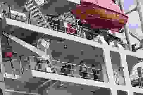 Không cho phép tàu chở khách du lịch người Ý cập cảng Sài Gòn