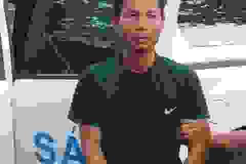 Trộm Mercedes-Benz chở vợ con về quê