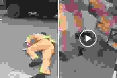 Kêu gọi nhân chứng hỗ trợ điều tra vụ tông gục cảnh sát giao thông