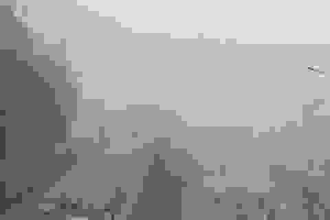 Thời tiết ngày 22/2: Không khí lạnh gây biển động mạnh, chất lượng không khí Hà Nội ở mức rất xấu