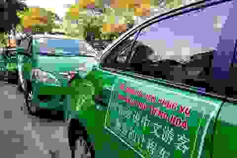 """Taxi dành cho khách nói tiếng Trung tại Hội An """"ế ẩm"""""""