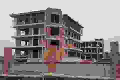 Ninh Bình: Dự án trường chuyên 400 tỷ đồng phát lộ nhiều sai phạm