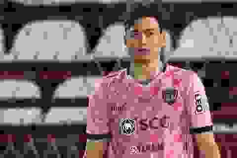 Đặng Văn Lâm và đồng đội thua trận thứ hai liên tiếp tại Thai-League