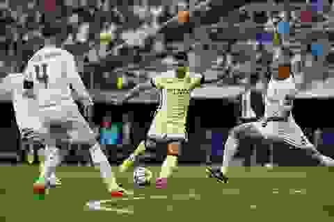 Real Madrid - Man City: Cuộc chiến kinh điển