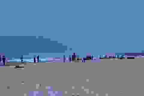 Thi thể nữ không đầu trôi dạt vào bờ biển Đà Nẵng