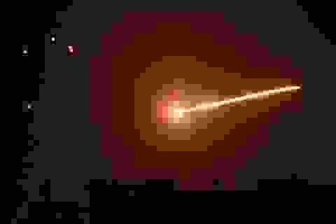 Thủ đô Syria rung chuyển vì các đợt không kích của Israel