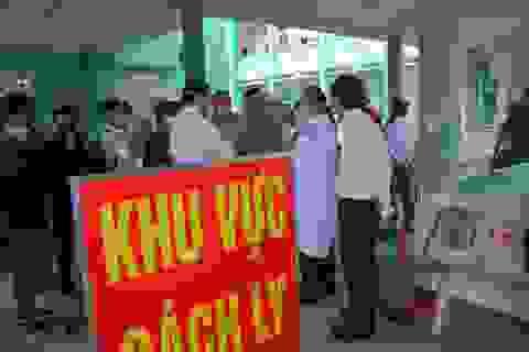 Nam thanh niên trong nhóm 80 người từ Hàn Quốc về Đà Nẵng bị sốt