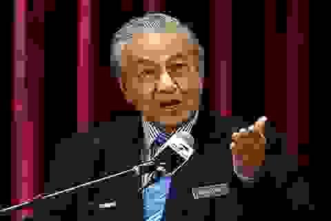 Thủ tướng Malaysia nộp đơn từ chức