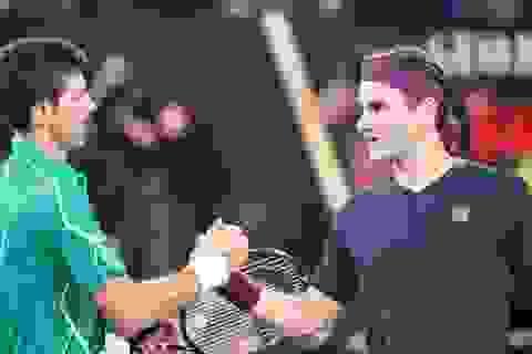 """Djokovic: """"Tennis sẽ không trọn vẹn nếu thiếu Federer"""""""